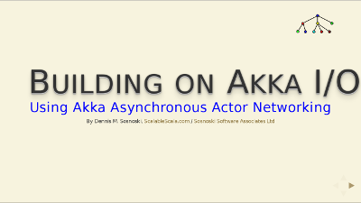 Building on Akka I/O